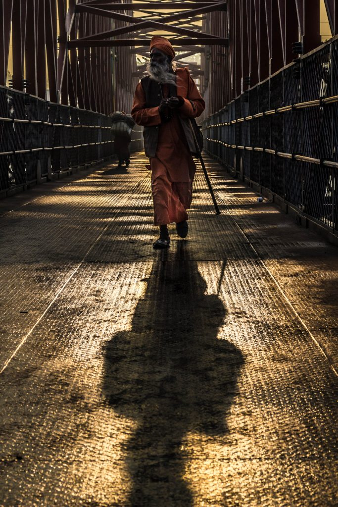 El limpiabotas de Bombay