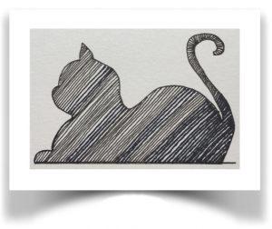 El gato de doña Aurora