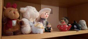La familia del granero